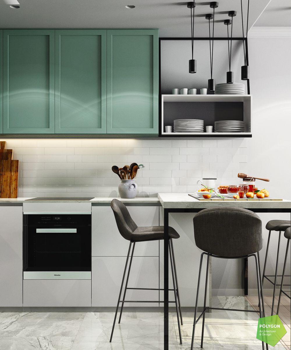 візуалізація кухні