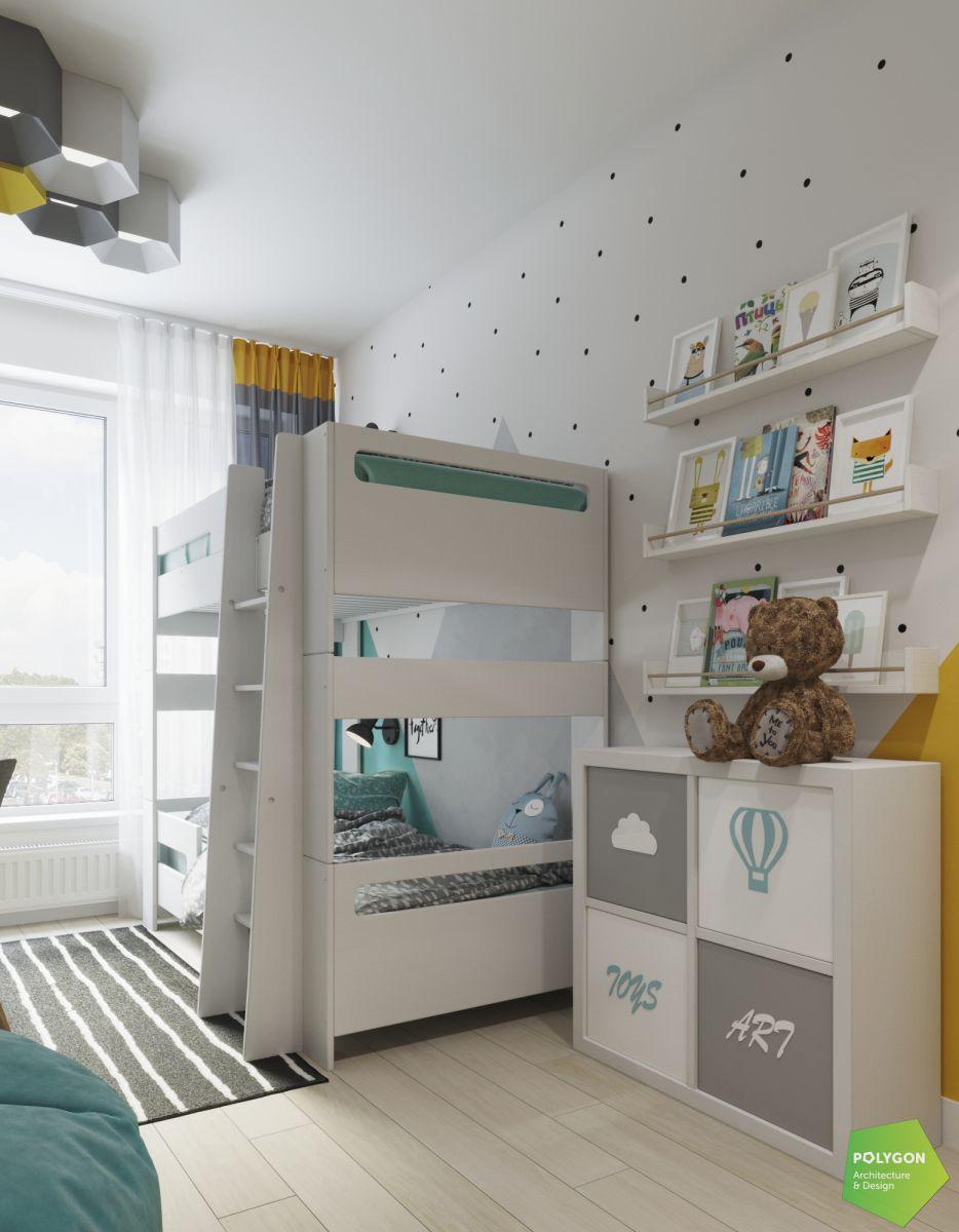 візуалізація дитячої кіманти
