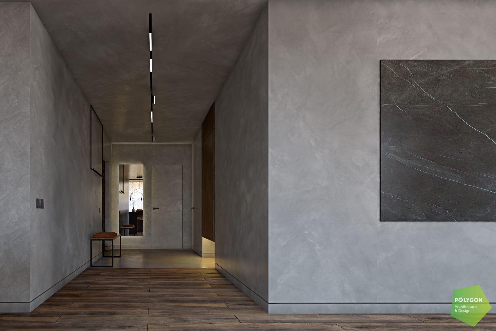візуалка коридора