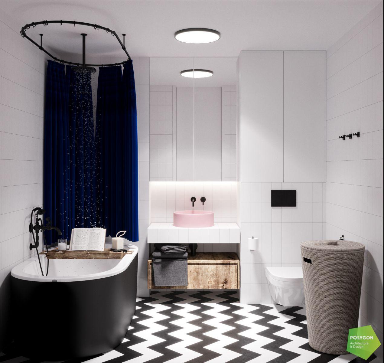 візуалізація ванни