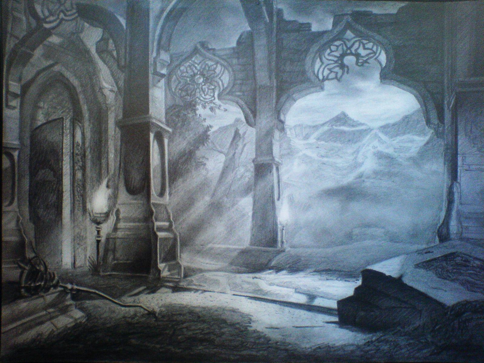 хобі Василя - рисунок