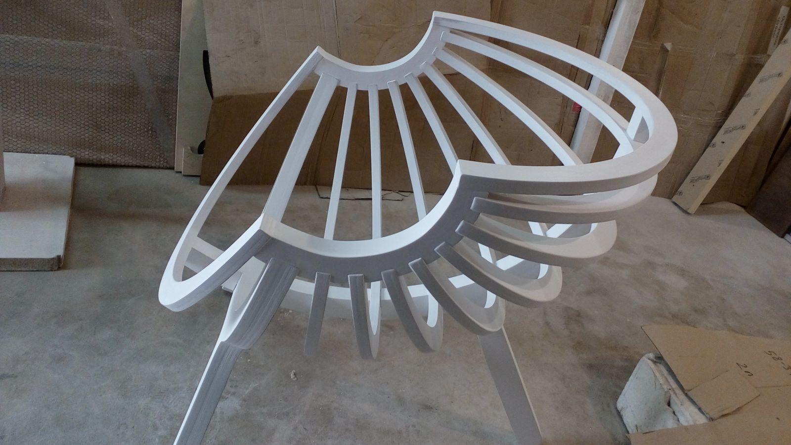 фото дизайнерського крісла