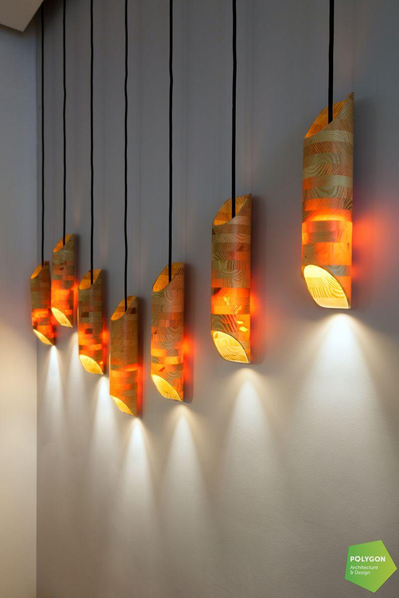 фото дизайнерського світильника