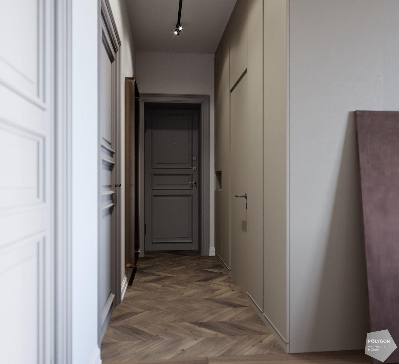 візуалізація коридору