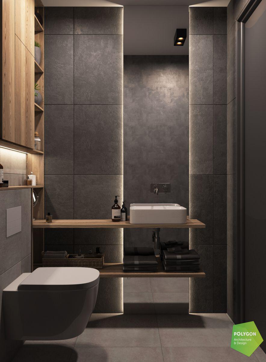 візуалізація туалетної кімнати