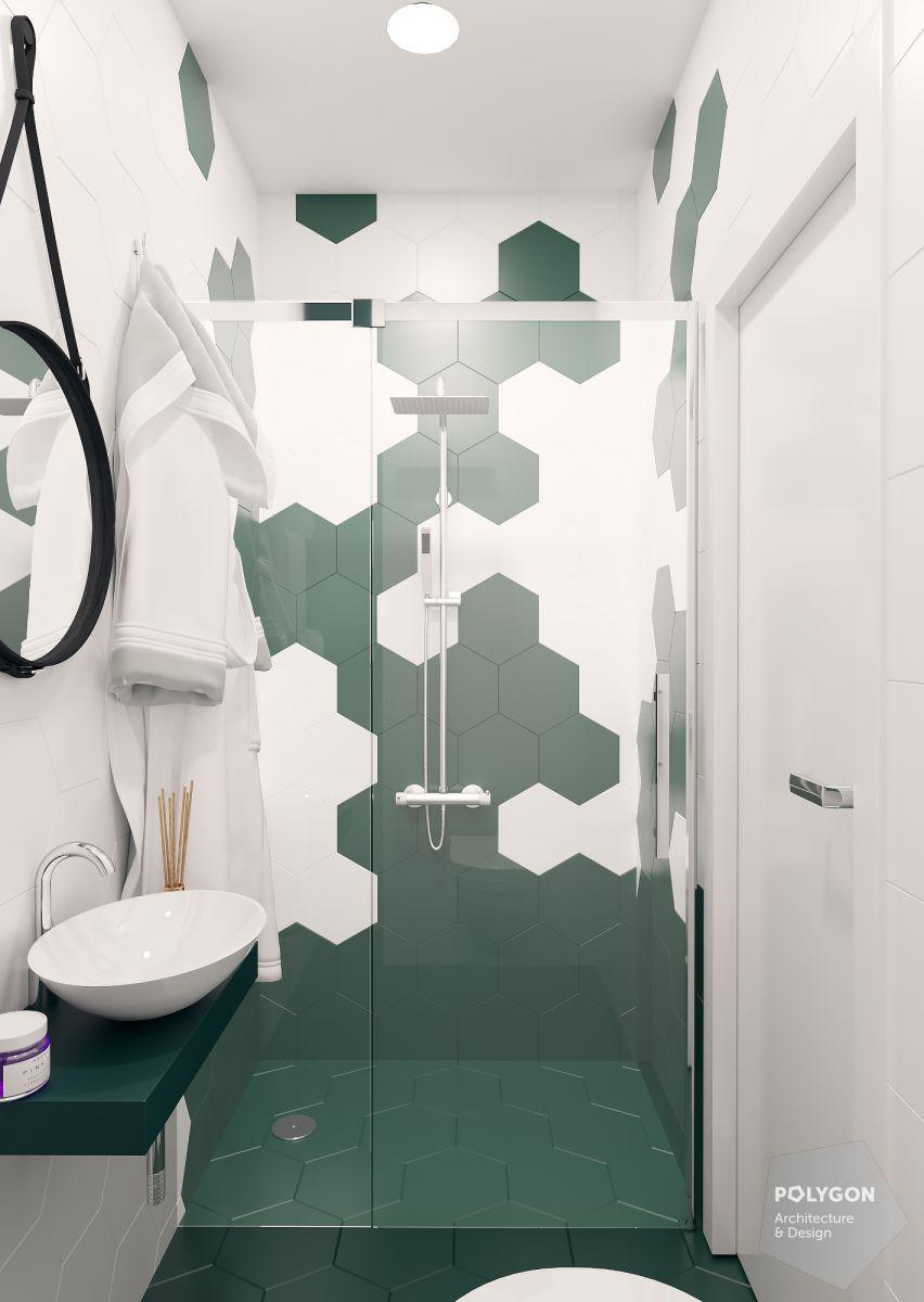 візуалізація душової кімнати