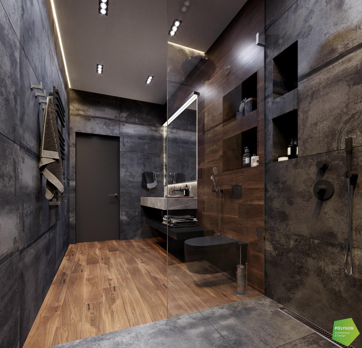 візуалізація ванної кімнати