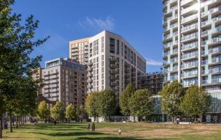 Cornmill Gardens. Приклади житлової нерухомості - Лондон