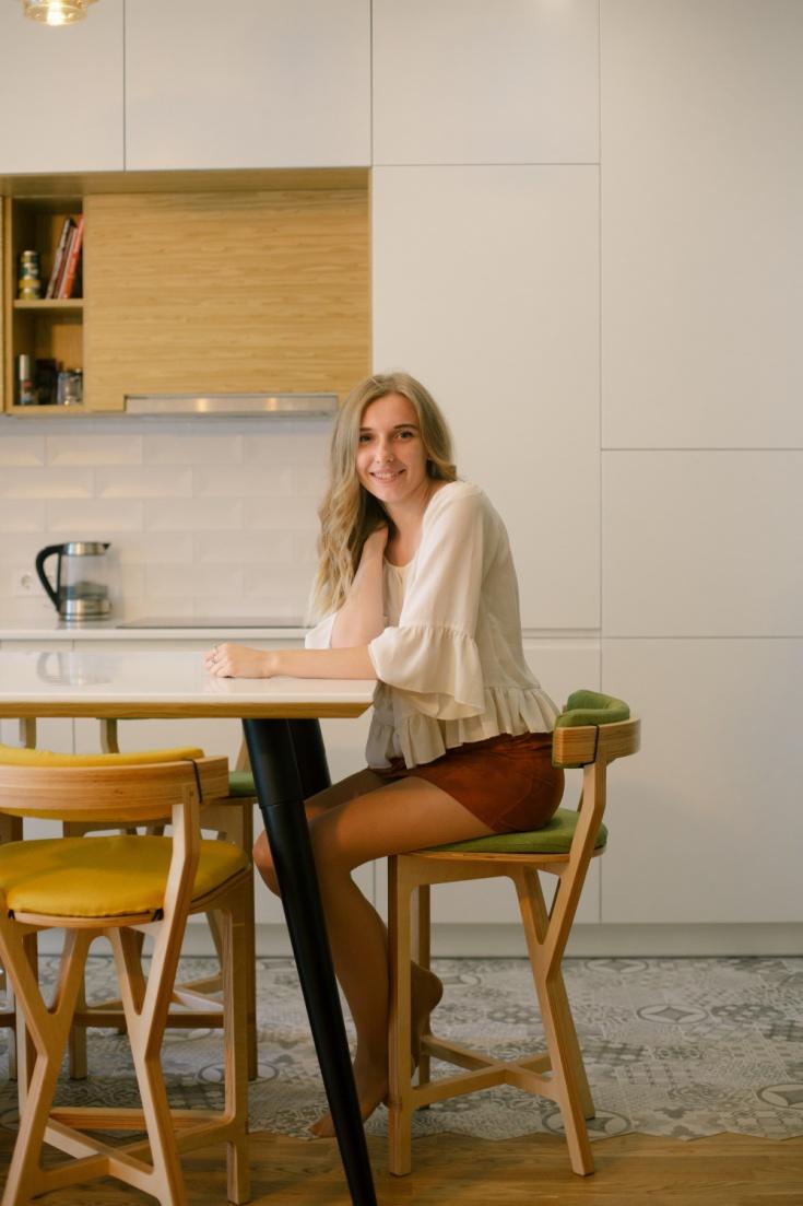 Краса та комфорт у простоті: Zoriana Kohut