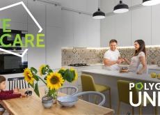"""Жити у квартирі з ідеальним ремонтом """"під ключ"""" від POLYGON. Формат проєкту UNIQ."""