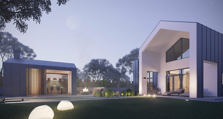 Проектування та будівництво приватних будинків
