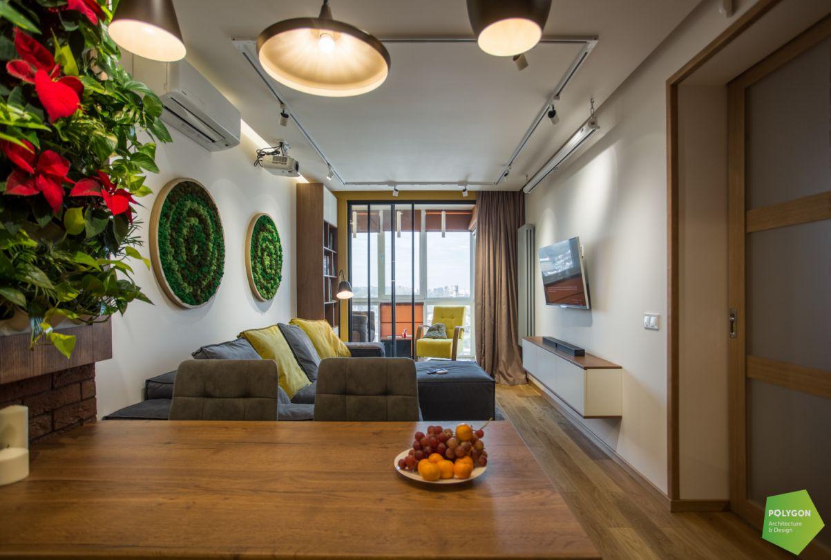 Мова дизайну: Java apartment