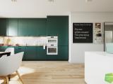 Плавність форми та кольору: Kray flat