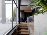 Складні кольори легкого простору: Zubra house