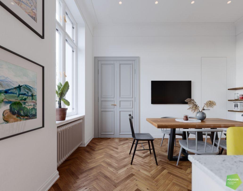 Відновити австрійську автентику: Kopernyk apartment