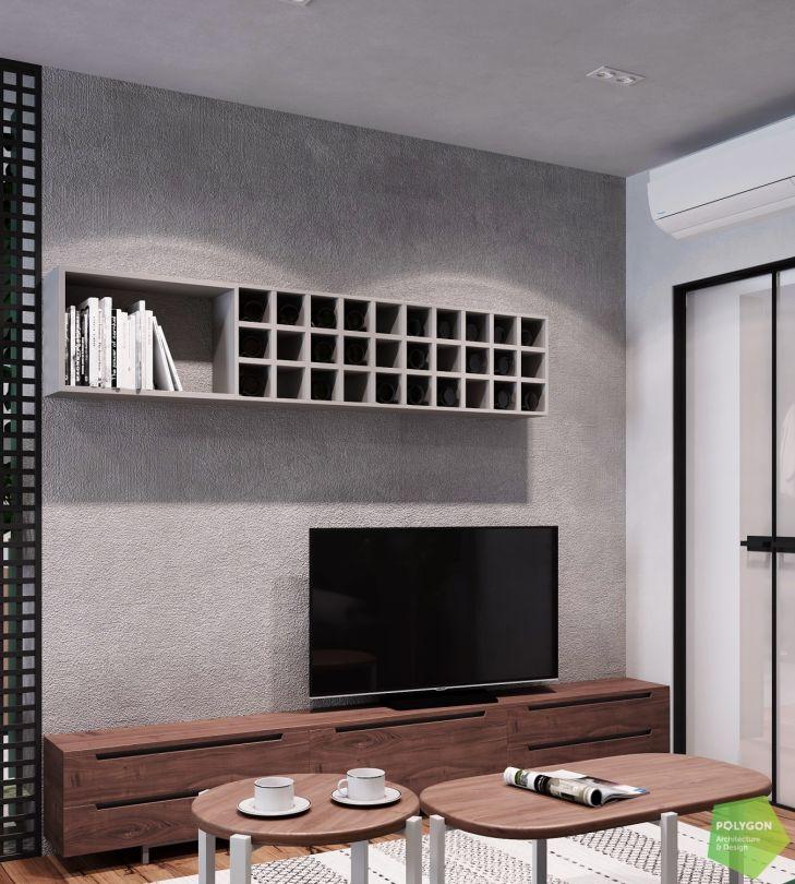 Затишок сучасного міста: Renoir apartment