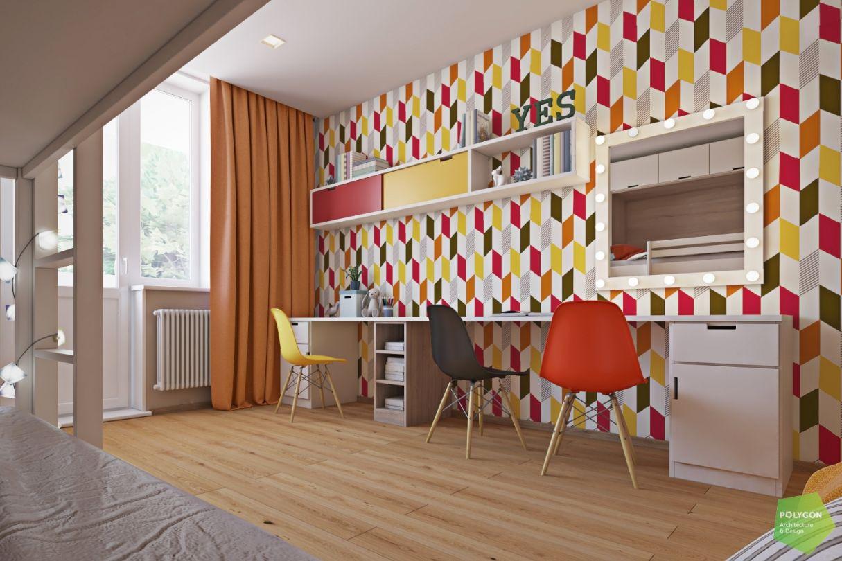 Комбінація кольору: Color flat