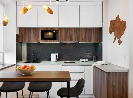 Дизайн квартири під здачу в оренду:  Rent flat
