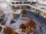Внутрішній двір житлового комплексу Diadans, by ENSO
