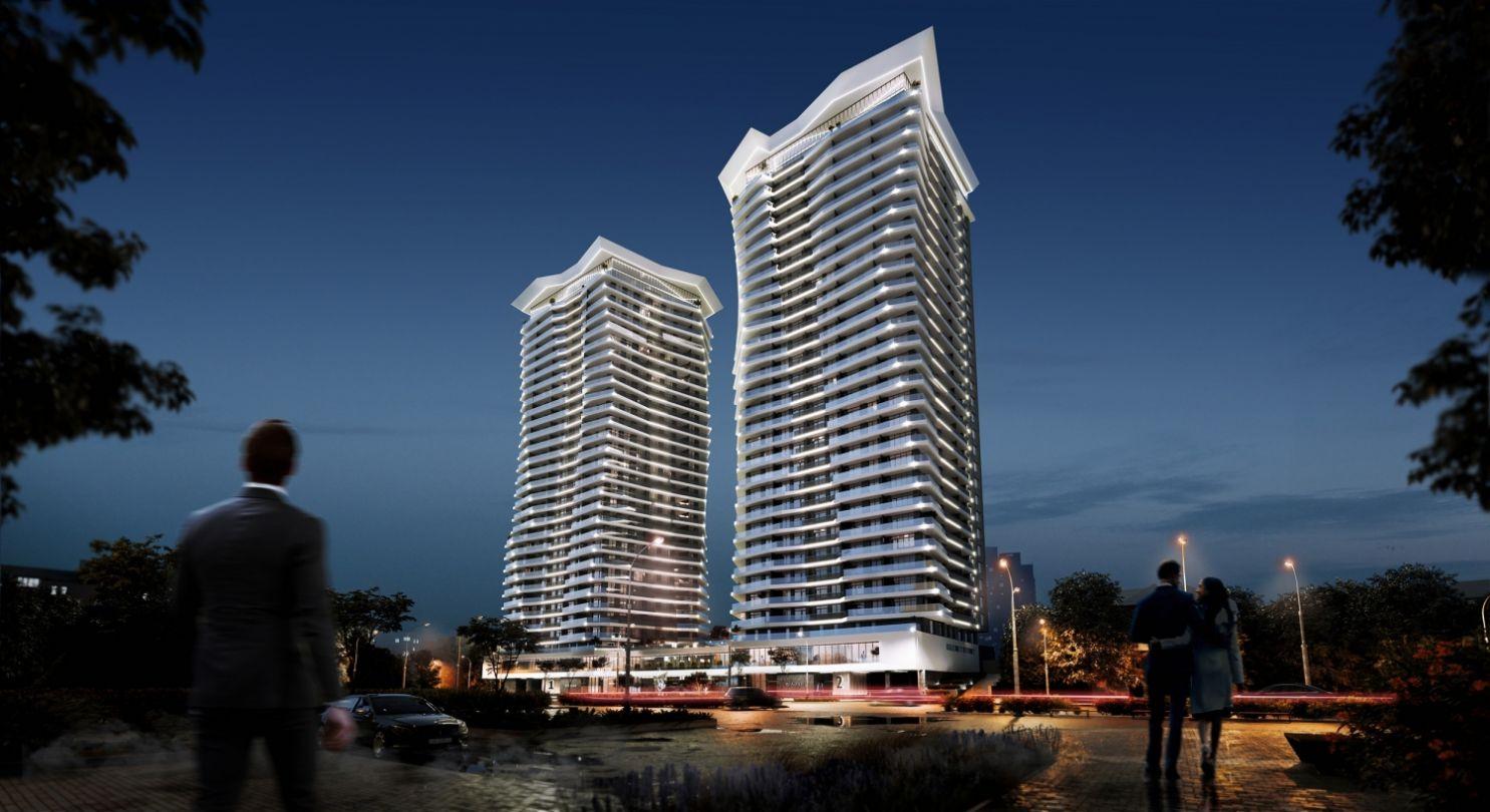 Архітектурна візуалізація фасадів