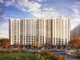 Візуалізації житлового комплексу - Листопад, від ІБК Вертикаль
