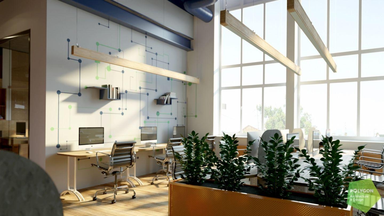 Офіс для спеціалістів ІТ