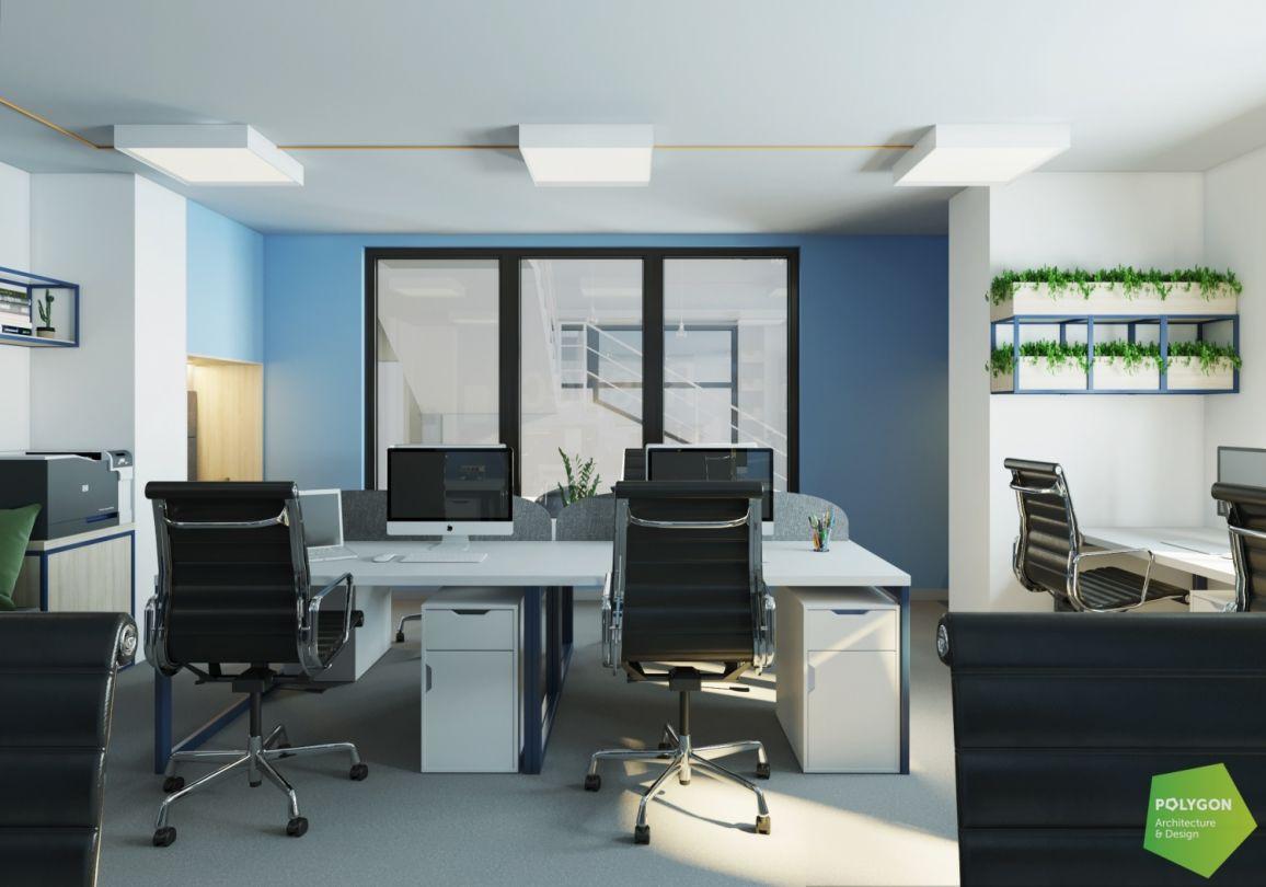 Двоповерховий офіс для ІТ компанії