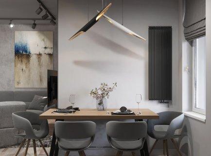 Основа для затишку: Modern apartment