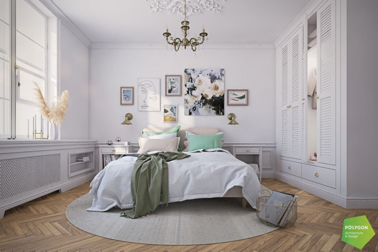 Квартира з історією: France apartment