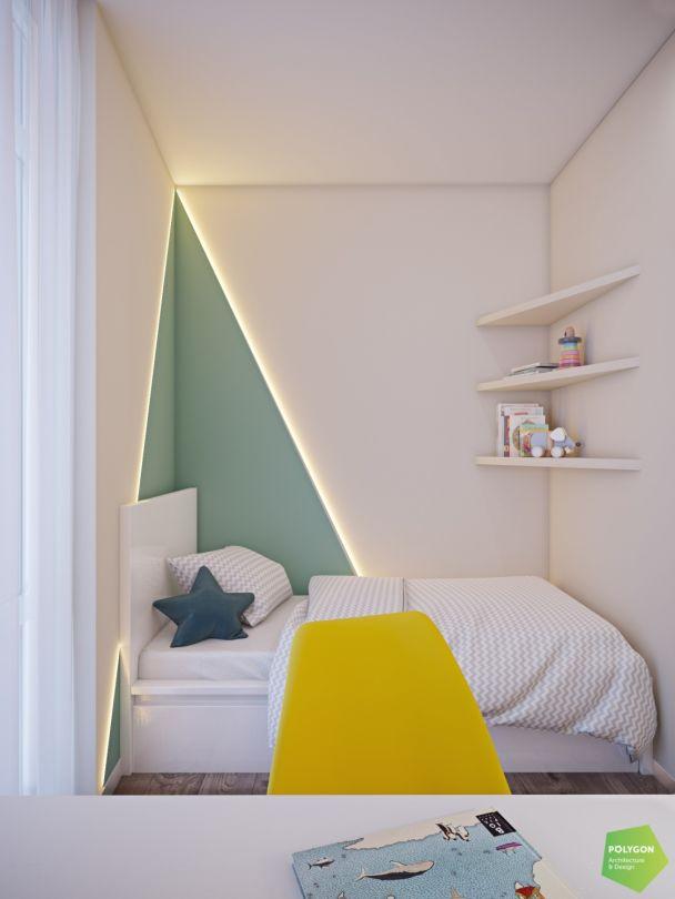 Квартира для книголюбів: Еmerald flat