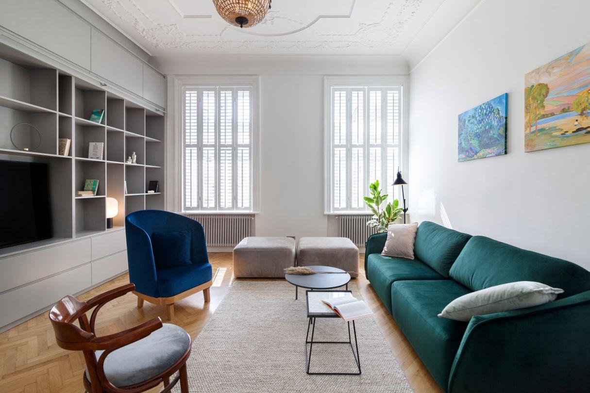 Реалізація: Kopernyk apartment