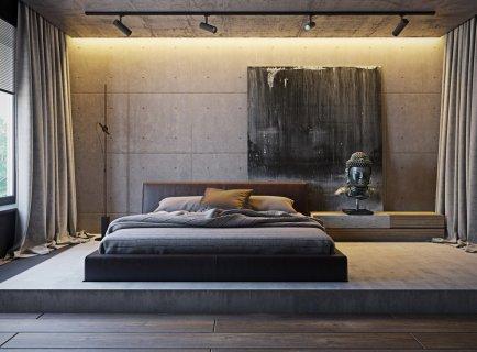 Дизайн лофт: Vinnutsia apartment