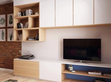 Дизайн квартири: Stetsiuk apartment