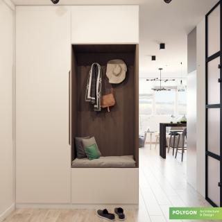 Сучасний дизайн: 46 apartment