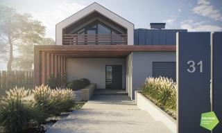 Дизайн будинку: Bits house