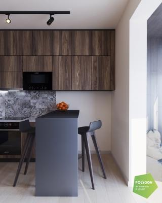 Дизайн помешкання: Ruban flat