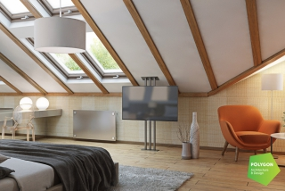 Дизайн дворівневої квартири: Lightness house