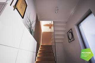 Дворівнева квартира: Yakoviv apartmnet