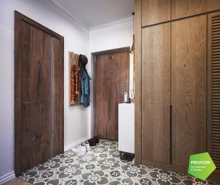 Дизайн компактної квартири для: Myalik family
