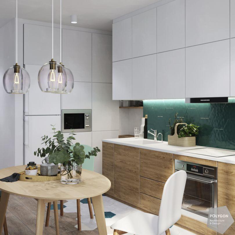 Скандинавський стиль + мінімалізм = Westside apartment