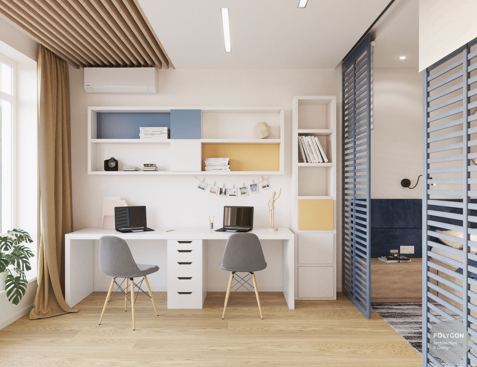 візуалізація кабінету