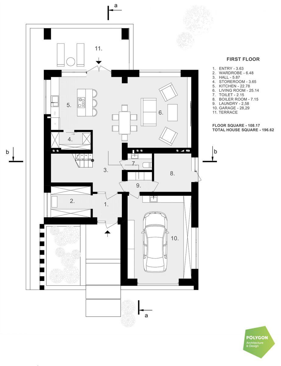sxema budunku Bits house