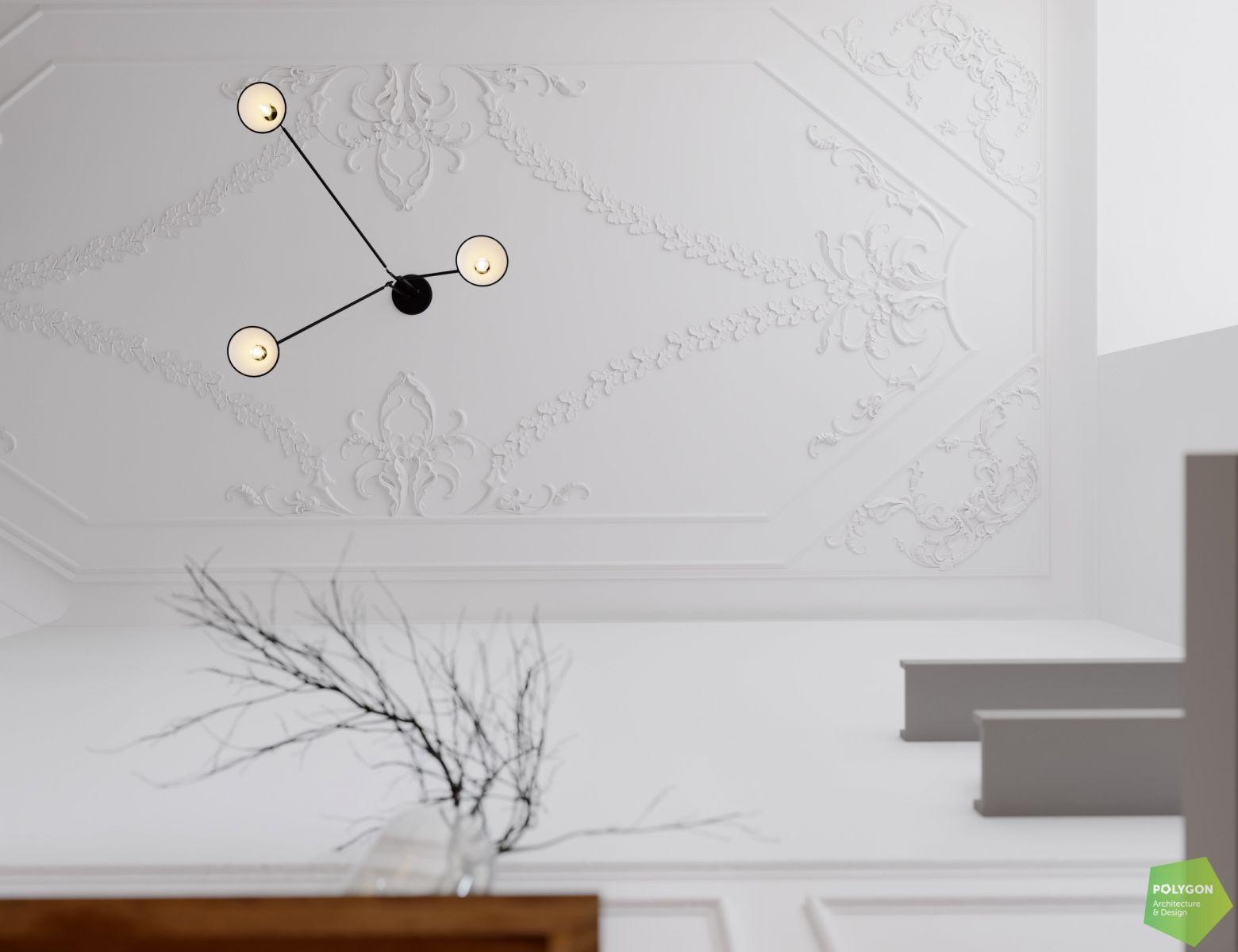 візуалізація стелі