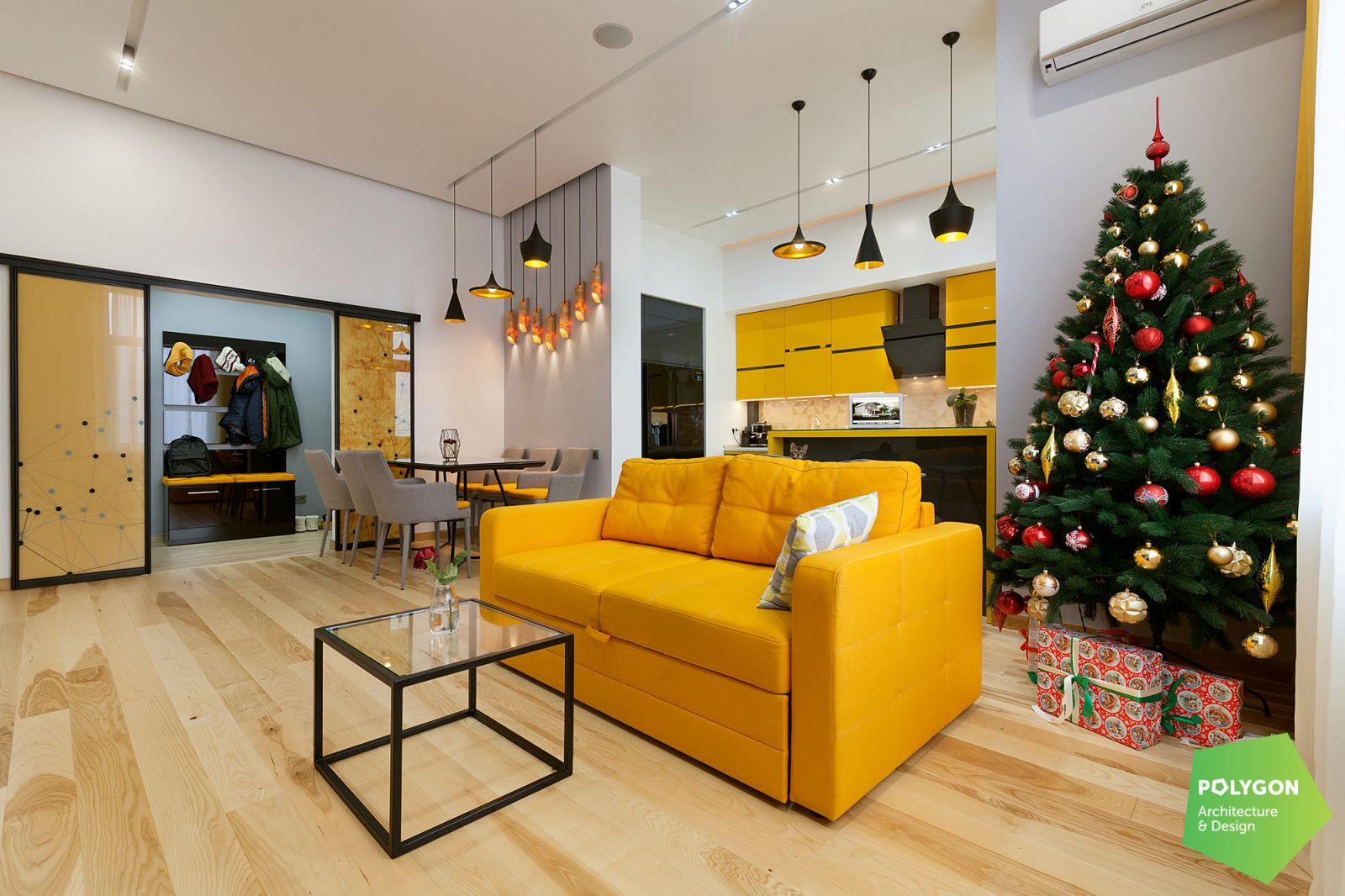 vitalnya Yellow flat