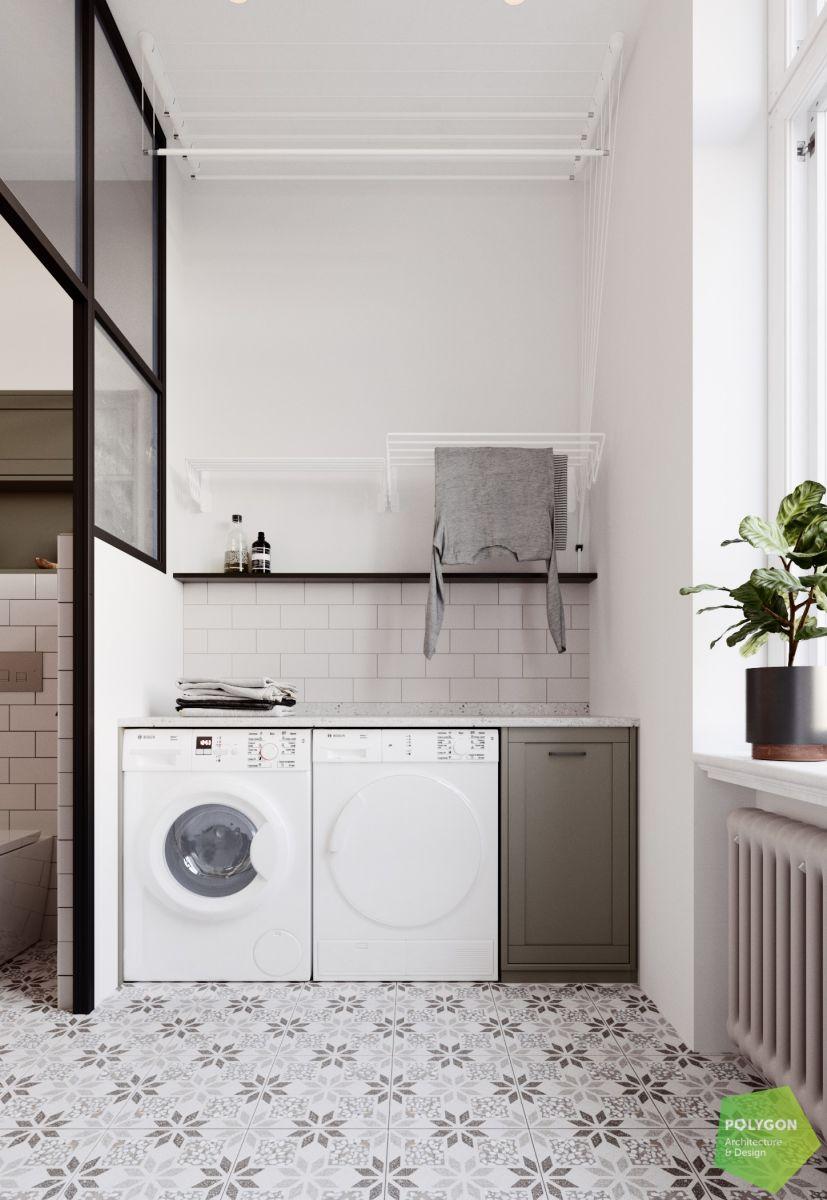 візуалізація пральні