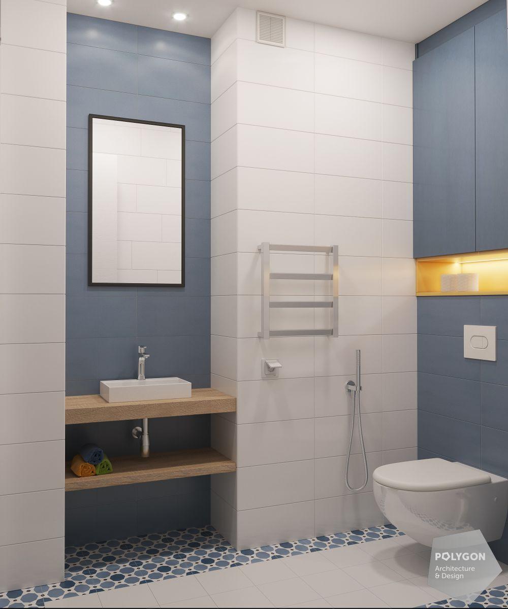 візуалізація туалету